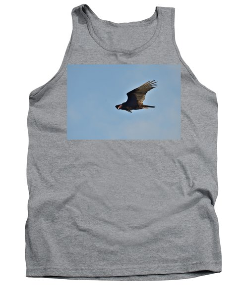 Tank Top featuring the photograph Soaring by David Porteus