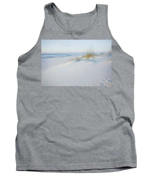 Soft Sandy Beach Tank Top