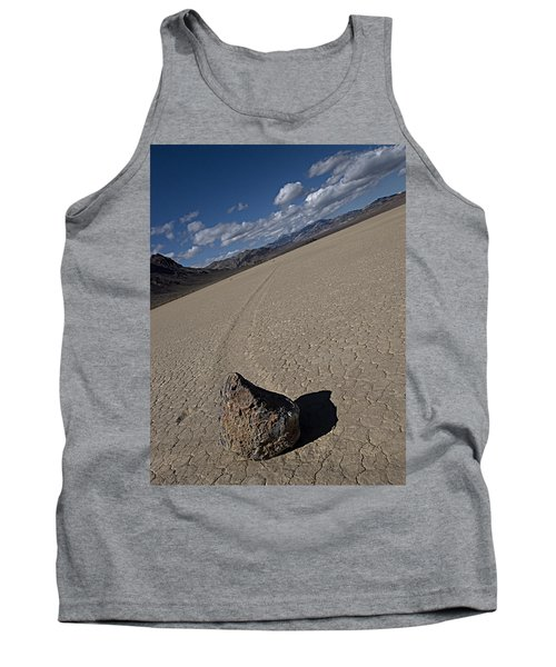 Tank Top featuring the photograph Solo Slider by Joe Schofield