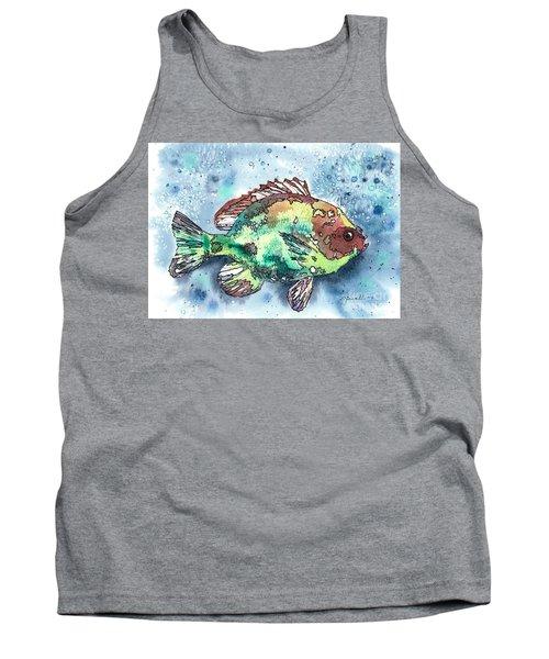 Something's Fishy Tank Top