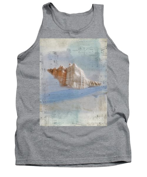 Songs Of The Sea Tank Top