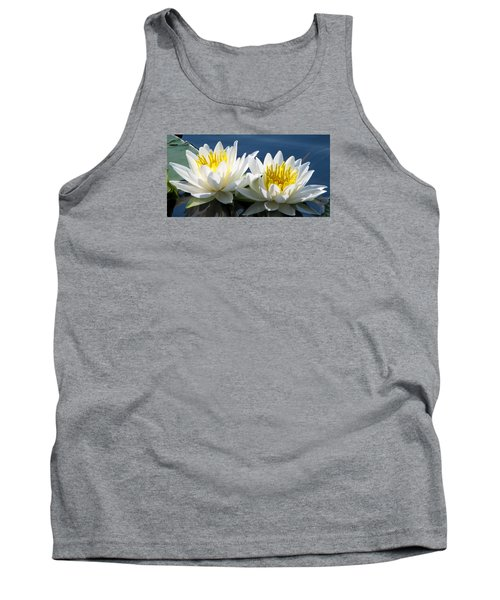 Tank Top featuring the photograph Soulmates by Angela Davies