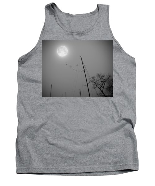 South For The Winter Tank Top