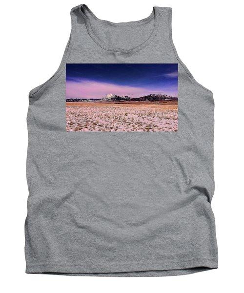Southern Colorado Mountains Tank Top