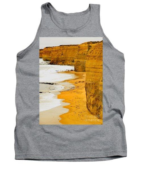 Southern Ocean Cliffs Tank Top