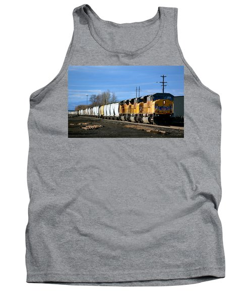 Southern Pacific Loading Up Tank Top