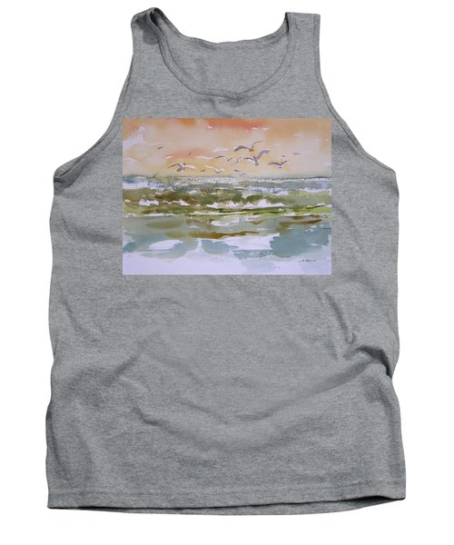 Sparkling Surf Tank Top