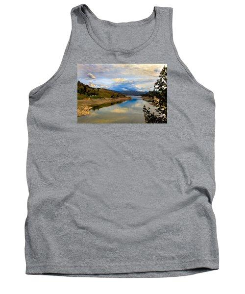 Spokane River Tank Top