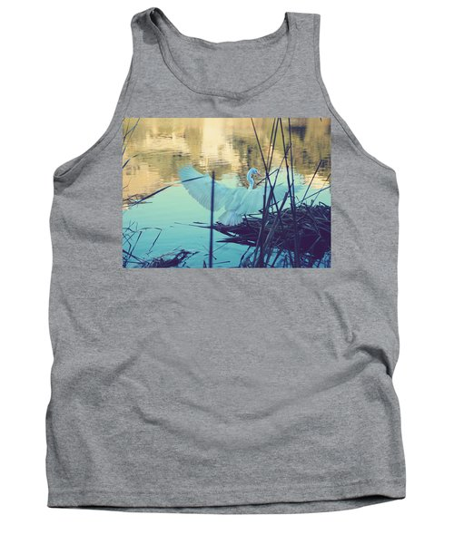 Spread Those Wings And Fly Tank Top