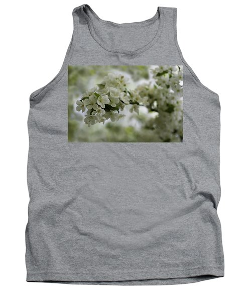 Tank Top featuring the photograph Spring Bloosom by Sebastian Musial