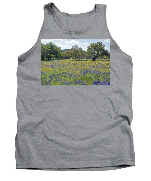 Spring In The Texas Hill Country Tank Top by Gary Holmes