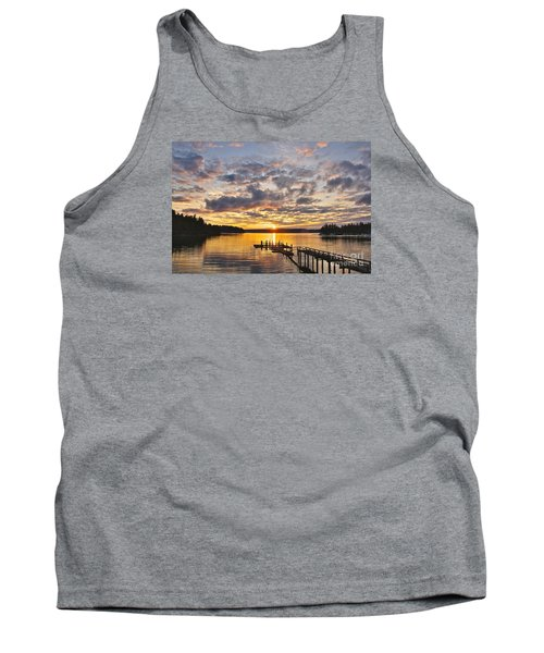 Spring Sunrise Tank Top by Sean Griffin