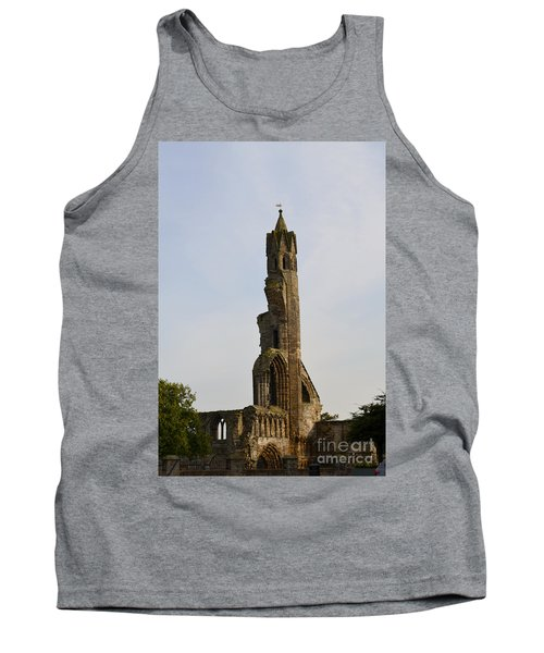 St Andrew's Cathedral Ruins Tank Top by DejaVu Designs
