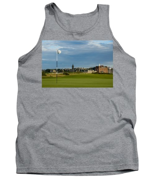 St Andrews Golf Tank Top