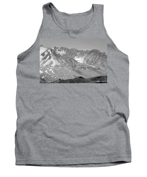 St. Helen's Crater Tank Top by Tikvah's Hope