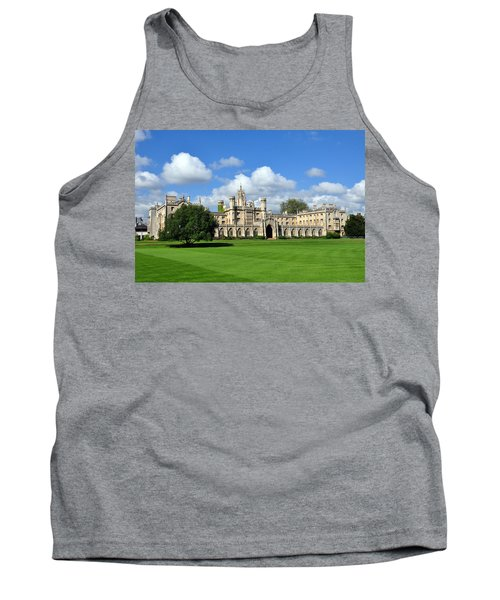 St. John's College Cambridge Tank Top