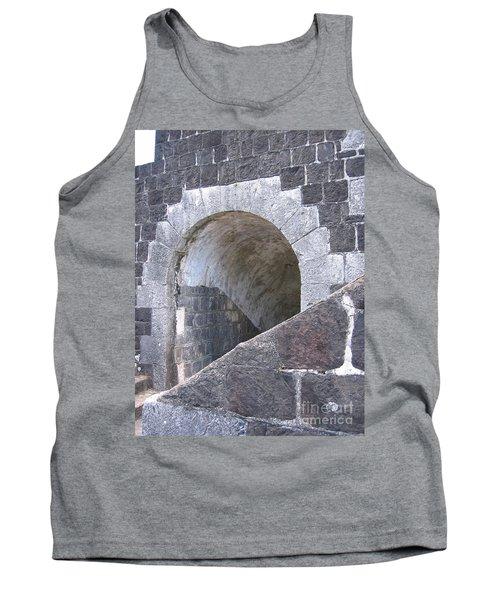 St. Kitts  - Brimstone Hill Fortress Tank Top
