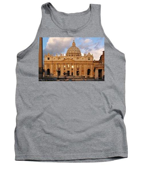 St. Peters Basilica Tank Top