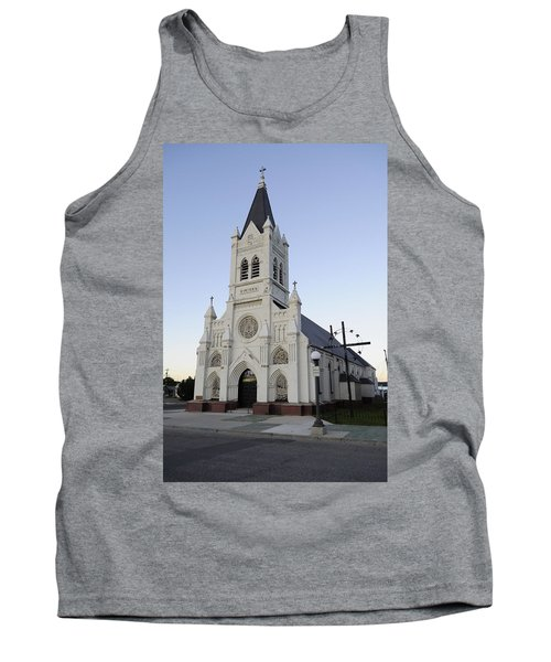 Tank Top featuring the photograph St. Peter's by Fran Riley