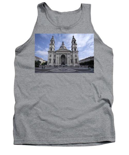 St Stephens Basilica Budapest Tank Top
