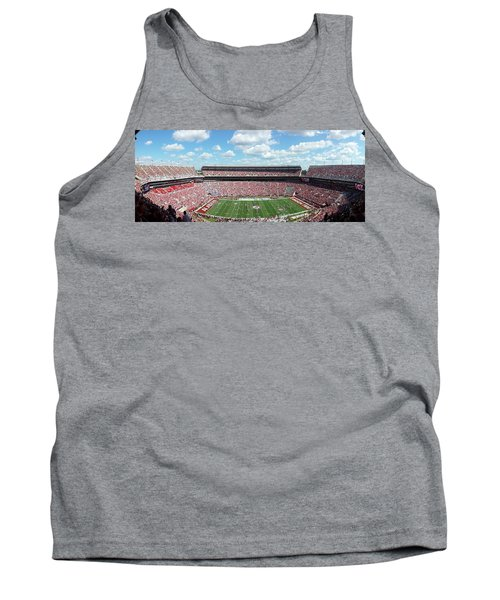 Stadium Panorama View Tank Top