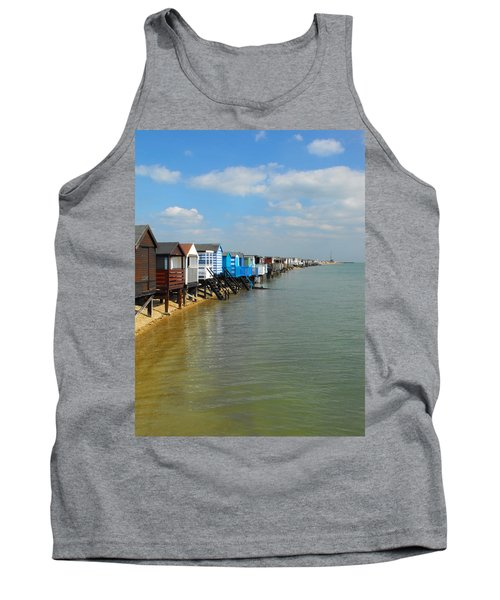 Stairs To Sea Tank Top