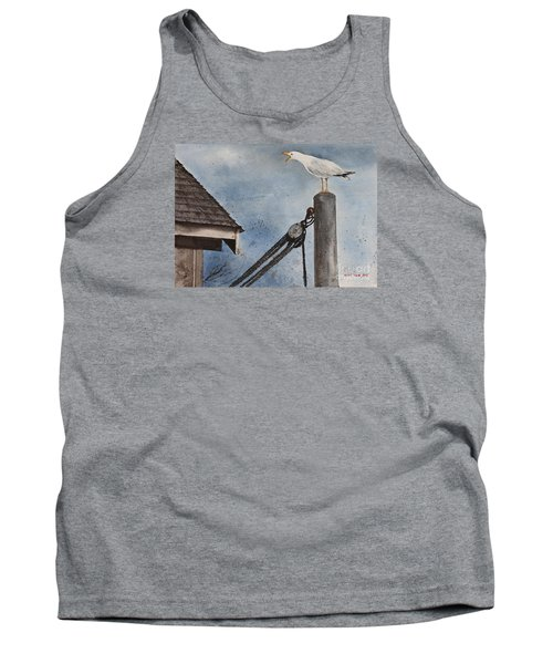 Staking A Claim Tank Top