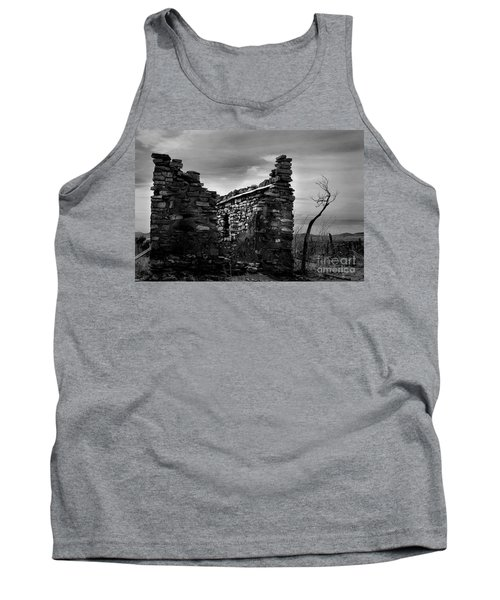 Standing In Silence Tank Top