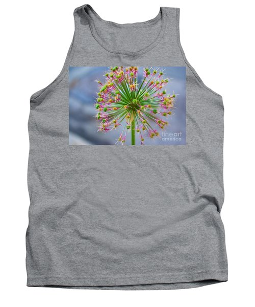 Tank Top featuring the photograph Star Burst by John S