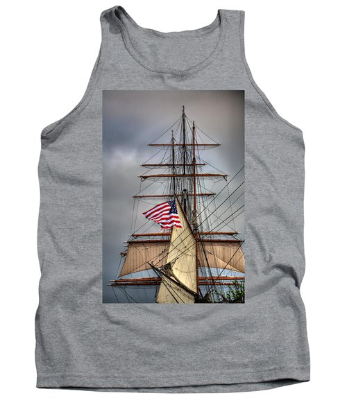 Star Of India Stars And Stripes Tank Top