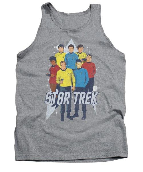 Star Trek - Here Here Tank Top