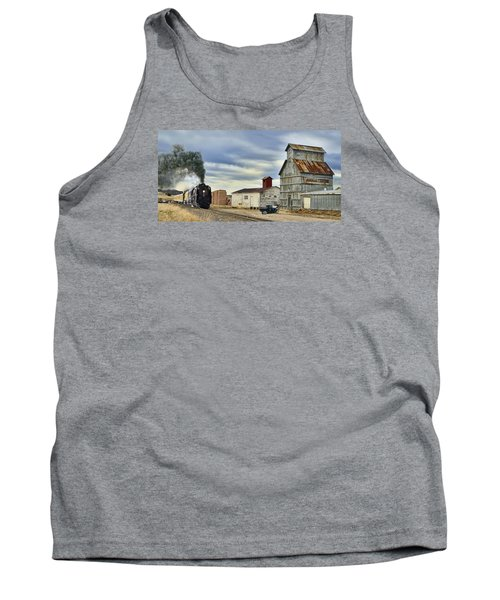 Steam In Castle Rock Tank Top