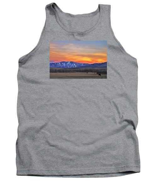 Steamboat Alpenglow Tank Top