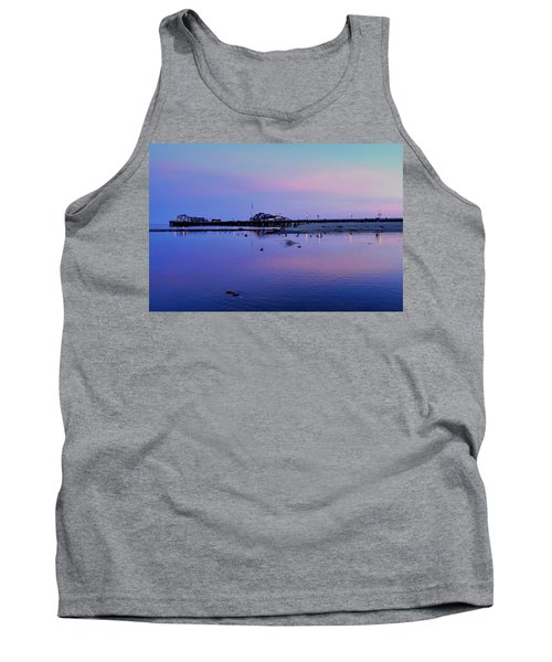 Stearn's Wharf Over Pond Tank Top