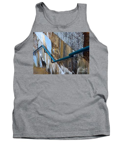 Stepping Outside The Lines Tank Top