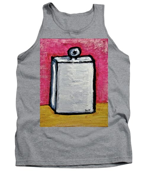 Tank Top featuring the painting Stills 10-004 by Mario Perron