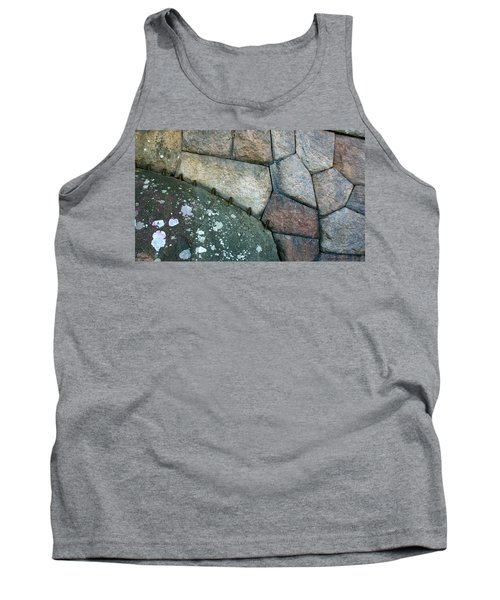 Stitched Stones Tank Top