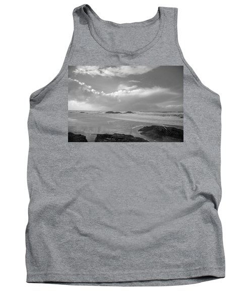 Storm Approaching Tank Top by Roxy Hurtubise