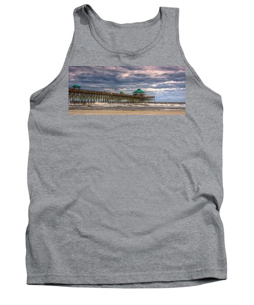 Storm Clouds Approaching - Hdr Tank Top