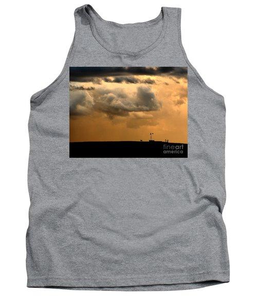 Storm's A Brewing Tank Top