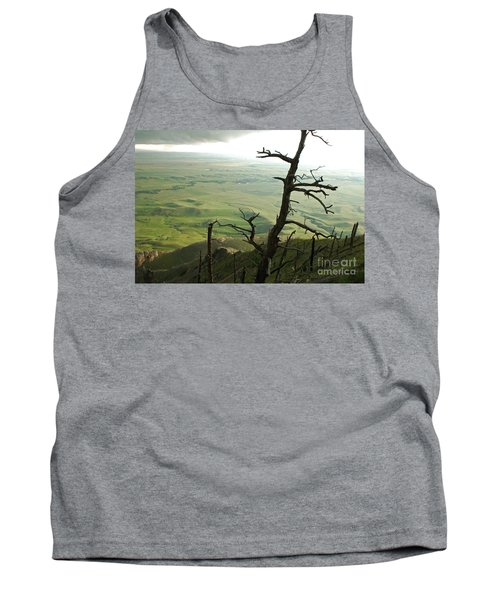 Stormy Tree Tank Top by Mary Carol Story