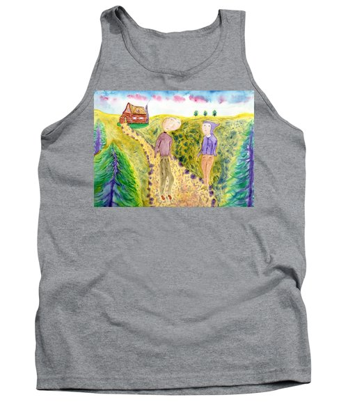 Cabin Trail Tank Top