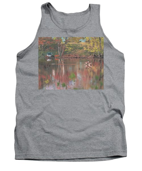 Sudbury River Tank Top