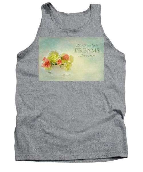 Sugar And Spice With Message Tank Top