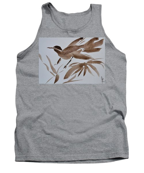 Sumi Bird Tank Top