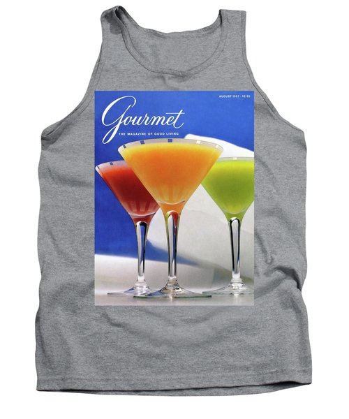 Summer Cocktails Tank Top