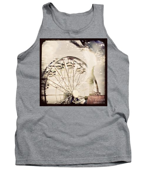 Tank Top featuring the photograph Summer Fun by Trish Mistric