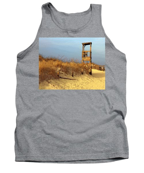 Summer's Over Tank Top