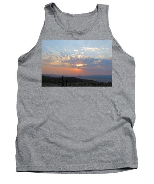 sun rays II Tank Top