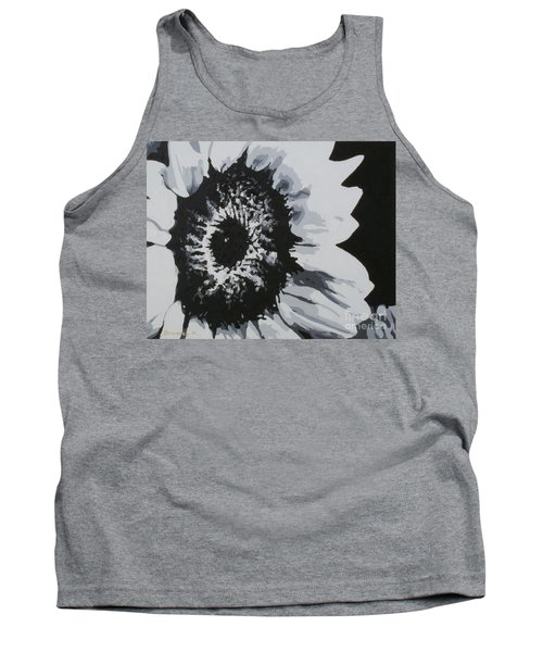 Sunflower Tank Top by Katharina Filus
